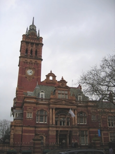 East Ham Town Hall