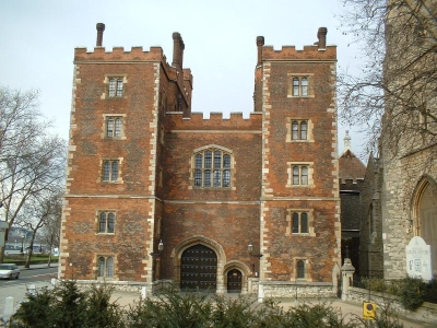 Lambeth Palace, London