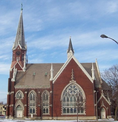 St Stephen Lutheran Church, USA