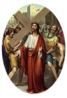 Station 2 - Jesus carries his cross